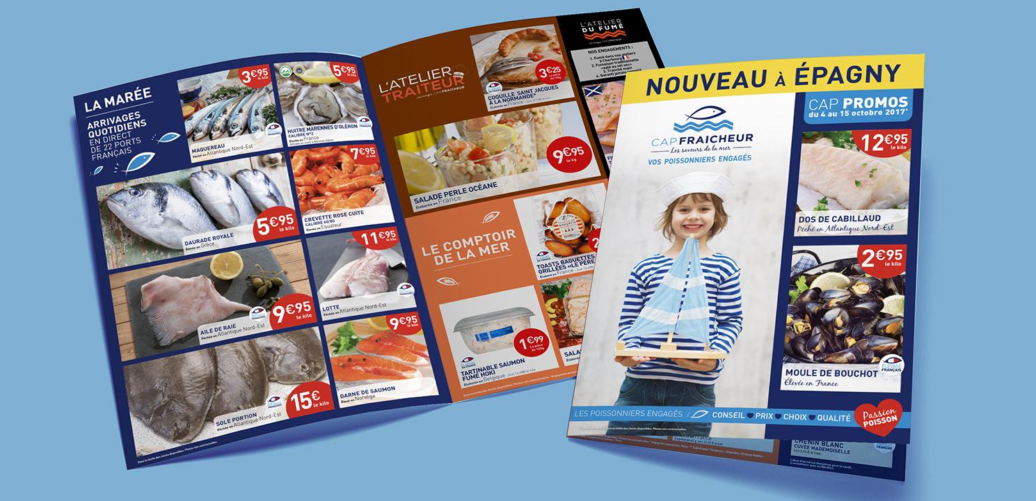Catalogues promotionnels mensuels